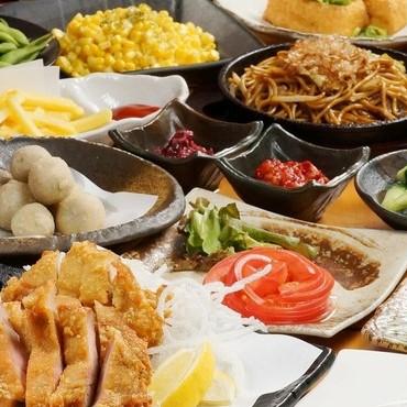 のりを阪急淡路駅前店の新年会にもぴったりなコース料理